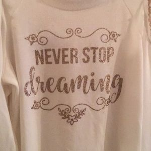 Lily Bleu Shirts & Tops - New Kids Never Stop Dreaming Top🛍